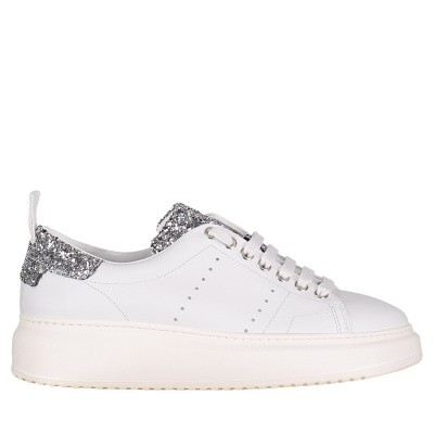 Picture of Stokton BURMA womens sneakers white