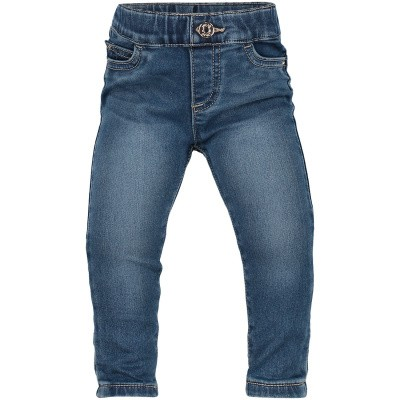 Picture of Liu Jo H19016 baby pants jeans