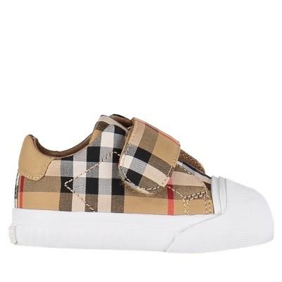 Afbeelding van Burberry 4076324 kindersneakers wit
