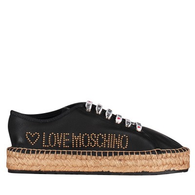 Picture of Moschino JA10173 womens shoes black