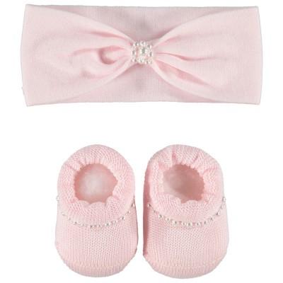 Afbeelding van La Perla 48521 babysetje licht roze