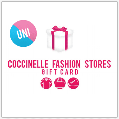 Afbeelding van Coccinelle Giftcard CARD50 giftwrap neutral