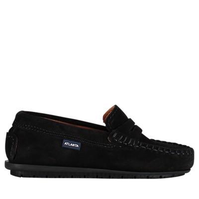 Picture of Atlanta AC032 kids shoes black