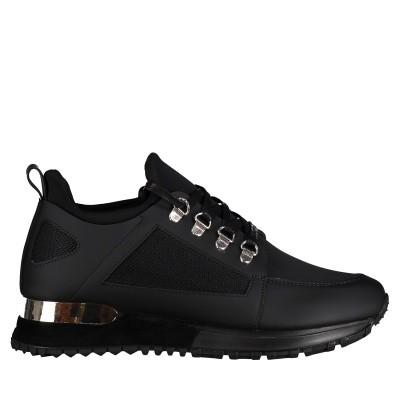 Afbeelding van Mallet TE1017 D dames sneakers zwart