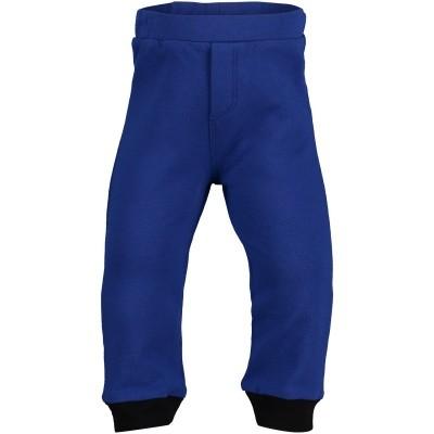 Picture of Philipp Plein AJT003 baby pants cobalt blue