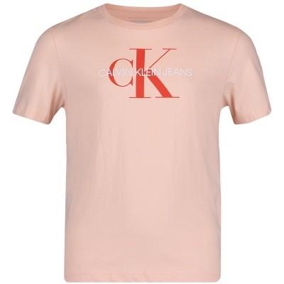 Afbeelding van Calvin Klein IG0IG00022 kinder t-shirt licht roze