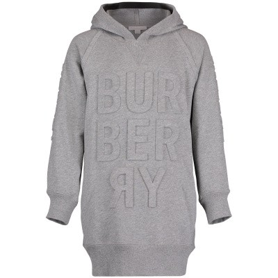 Picture of Burberry 8004842 kids dress grey
