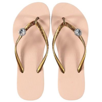 Afbeelding van UZURII ORIGINAL SWITCH dames slippers goud