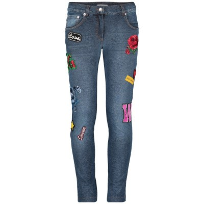 Picture of Dolce & Gabbana L5JP4W kids jeans jeans
