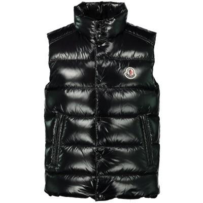 Afbeelding van Moncler 4332805 kinder bodywarmer zwart