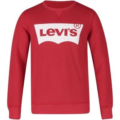 Afbeelding van Levi's N91500J kindertrui rood
