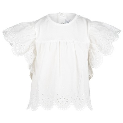 Picture of Tartine et Chocolat TN10111 baby shirt white