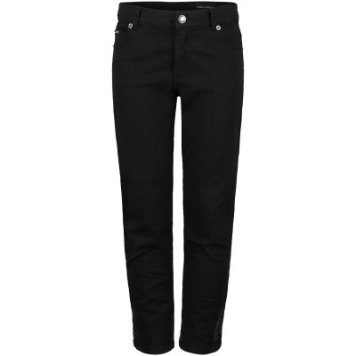 Picture of Dolce & Gabbana L42F04 kids jeans black