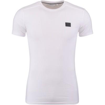 Afbeelding van Antony Morato MMKSO1417 heren t-shirt wit