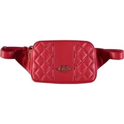 Afbeelding van Moschino JC4004 dames beltbag rood