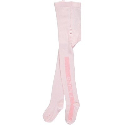 Picture of Kenzo KM94027 baby tights light pink