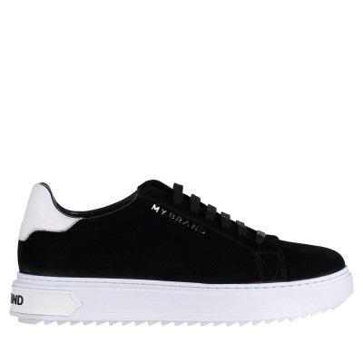 Picture of My Brand MMBSN012LO001 mens sneakers black