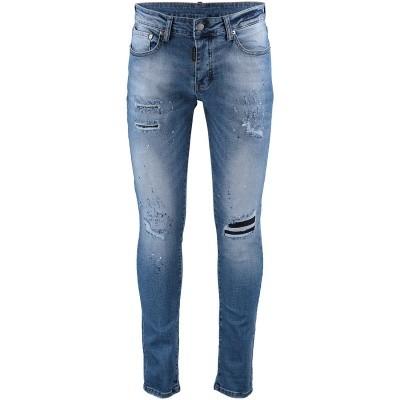 Afbeelding van My Brand MMBJE102G3004 heren broek jeans