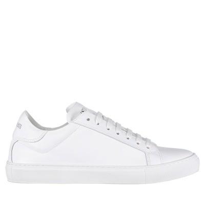 Afbeelding van Antony Morato MMFW01044 heren sneakers wit