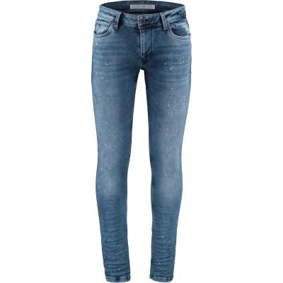 Afbeelding van Pure White PWJONE15 heren broek jeans