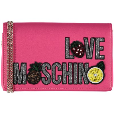 Picture of Moschino JC4297 womens bag fuchsia