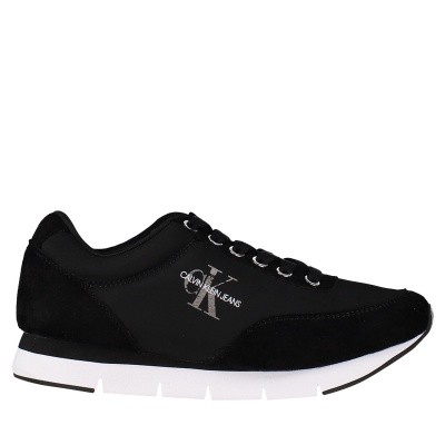 Picture of Calvin Klein TABATA womens sneakers black