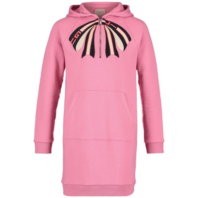 Picture of Gucci 525405 kids dress pink