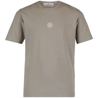 Picture of Stone Island 701621454 kids t-shirt taupe