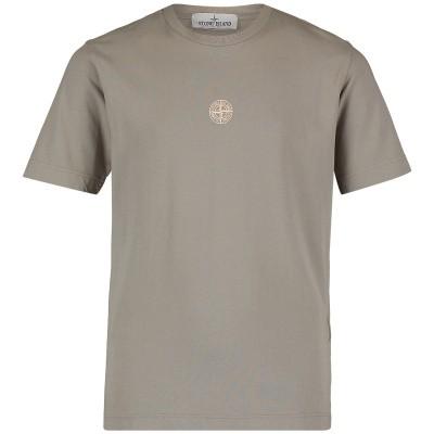 Afbeelding van Stone Island 701621454 kinder t-shirt taupe
