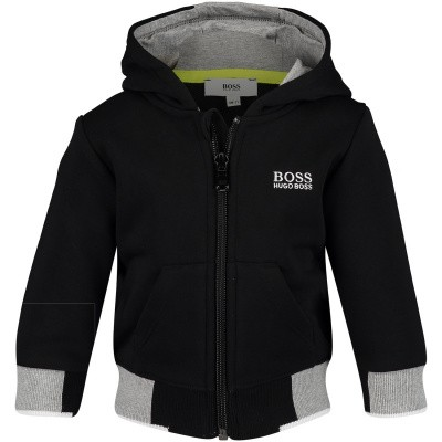 Picture of Boss J05685 baby vest black