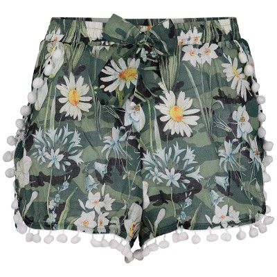 Picture of MonnaLisa 943400 kids shorts army