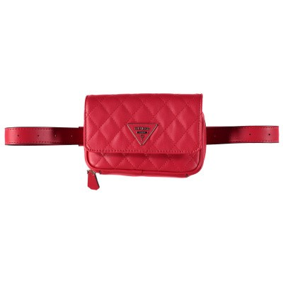 Picture of Guess HWVQ7187800 womens bag red