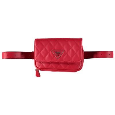 Afbeelding van Guess HWVQ7187800 dames tas rood