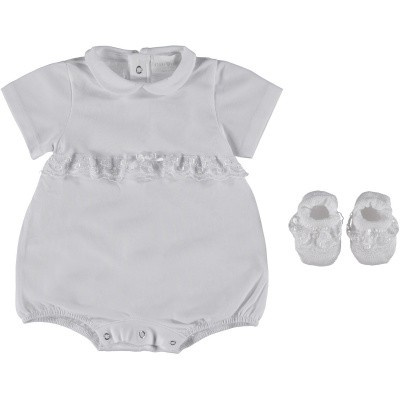 Afbeelding van Story Loris 21959 babysetje wit