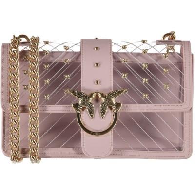 Afbeelding van Pinko 1P21AH dames tas licht roze