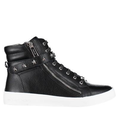 Picture of Michael Kors IVYCADET B kids sneakers black