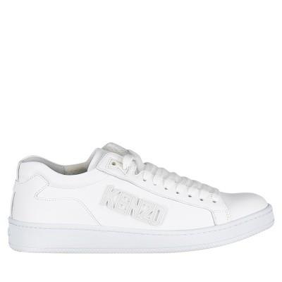 Afbeelding van Kenzo F005SN127L50 heren sneakers wit