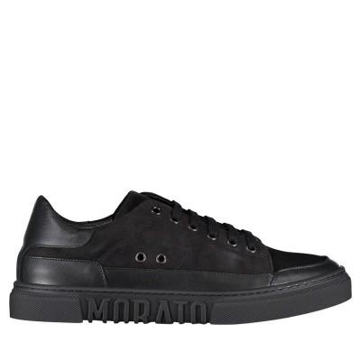 Afbeelding van Antony Morato MMFW01001 heren sneakers zwart