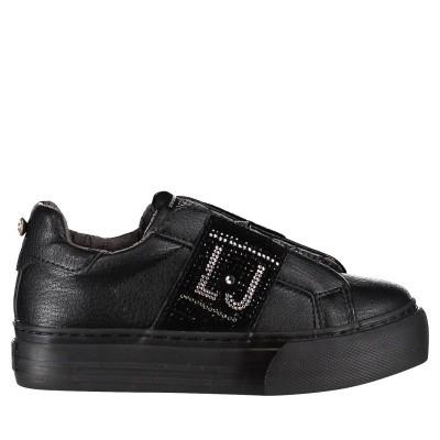 Picture of Liu Jo L3A420020 kids sneakers black