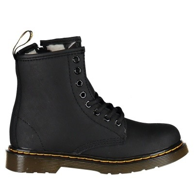 Picture of Dr. Martens 24080001 kids boots black