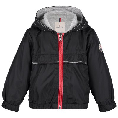 Picture of Moncler 4118605 baby coat black