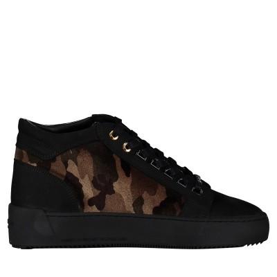 Afbeelding van Android PROPULSION MID heren sneakers army