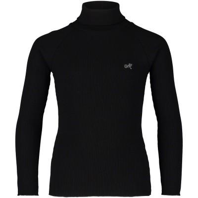 Afbeelding van MonnaLisa 172611A1 kinder t-shirt zwart