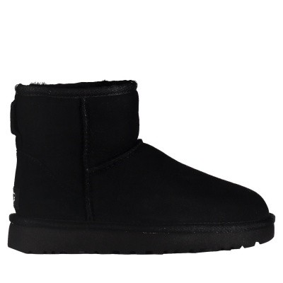 Picture of Ugg 1016222 womens boots black
