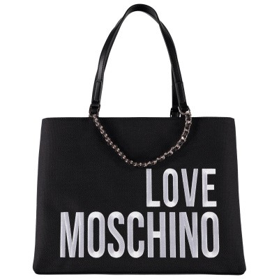 Picture of Moschino JC4112 womens bag black