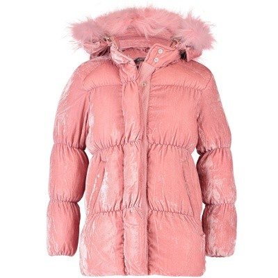 Picture of Airforce FR82G0372 kids jacket pink