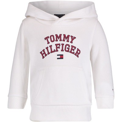 Picture of Tommy Hilfiger KB0KB04235B baby sweater white