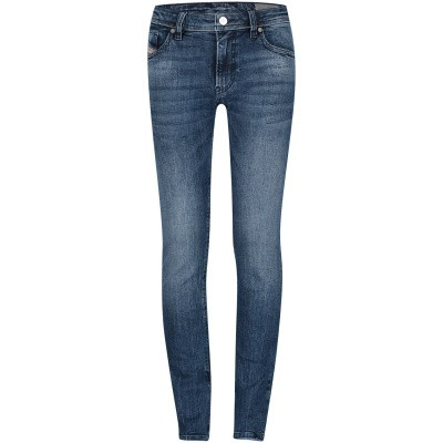 Picture of Diesel 00J3RN KXA97 kids jeans jeans