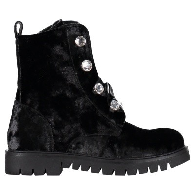 Picture of EB MONIA kids boots black