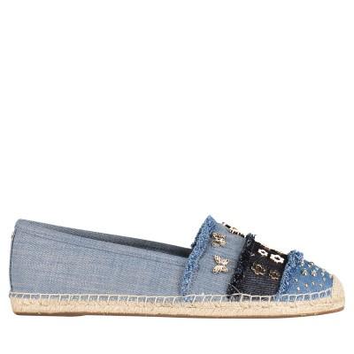 Afbeelding van Michael Kors 40S9TBFP4D dames schoenen jeans